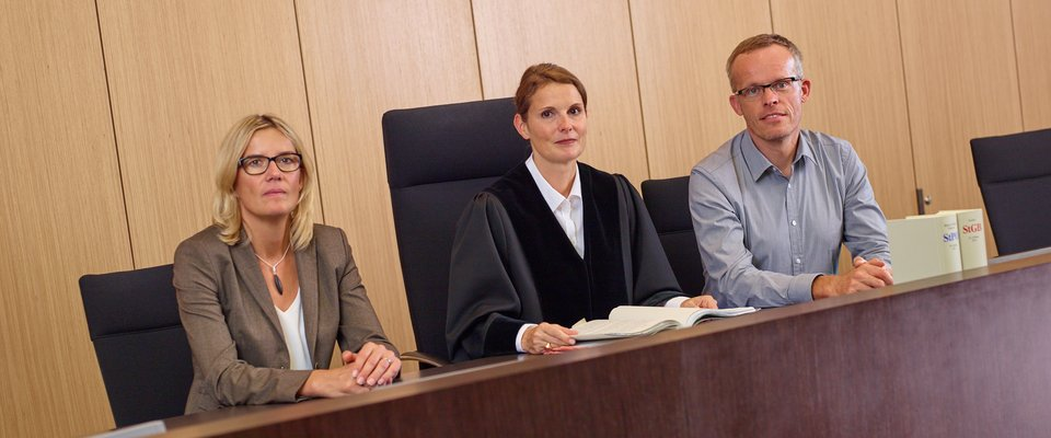 Richter Amtsgericht Köln