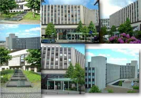Rohrteichstraße Bielefeld landgericht bielefeld behördenpräsentation